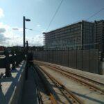 Opbouw van het strekmetaal voor de Antwerpse premetro