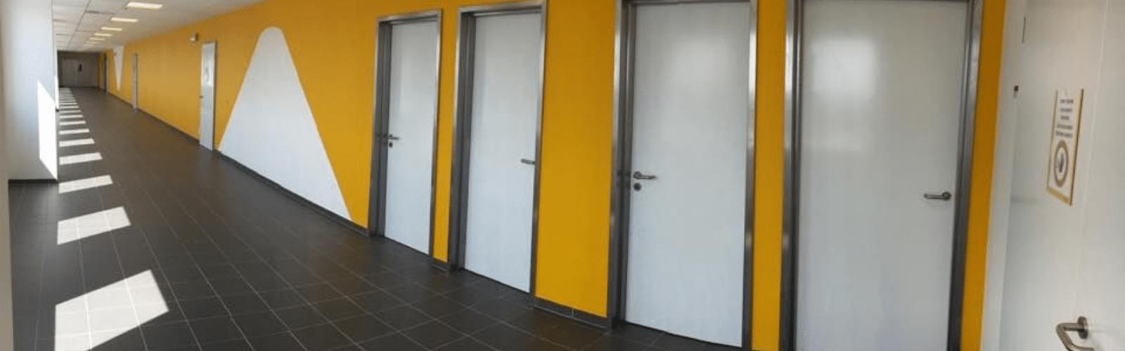 Brandwerende deuren