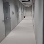 Celdeuren politiecellen met breiluik, inspectievenster en elektronische vergrendeling