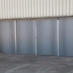 Stevige beveiligde stalen deuren voor Artexis