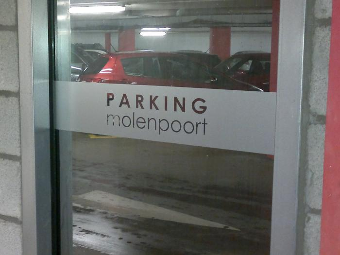 Parking Molenstraat Hasselt