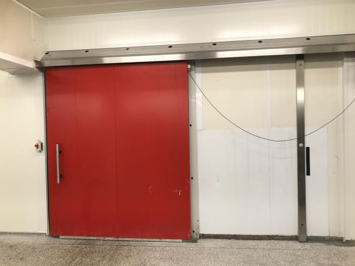 Porte isothermique