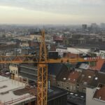 Technische constructies voor het Backstage Upkot in Gent