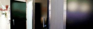 Brandwerende isotherme deuren